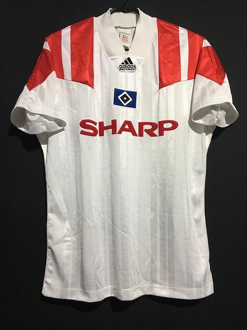 【1992/93】 / Hamburger SV / Home