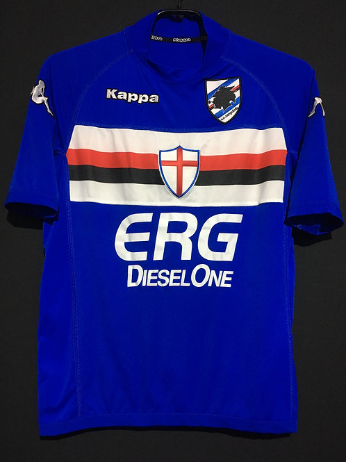 【2005/06】 / U.C. Sampdoria / Home