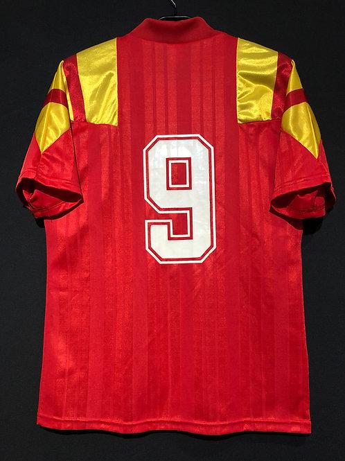 【1992/93】 / Spain / Home / No.9
