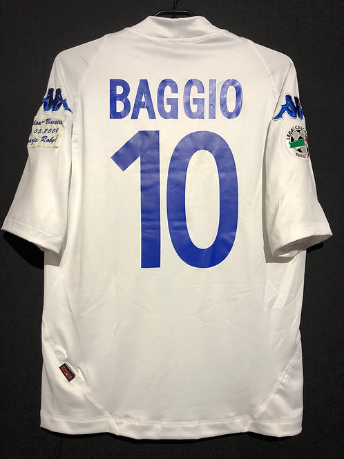【2004】 / Brescia Calcio / Away / No.10 BAGGIO / Phase2 / Final G / Reproduction