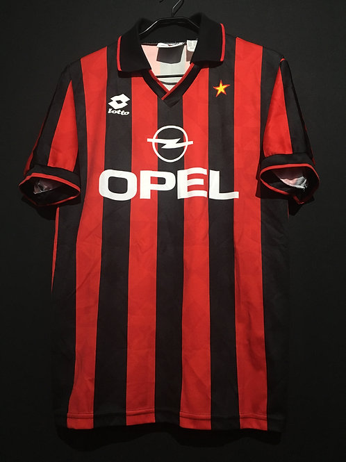 【1994/95】 / A.C. Milan / Home / less-expensive version