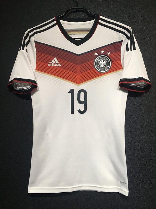 【2014】 / Germany / Home / No.19 GOTZE / Authentic