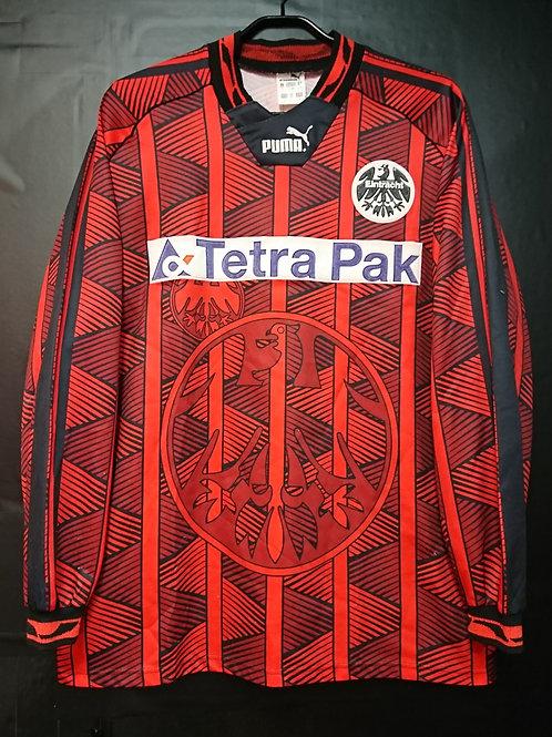 【1995/96】 / Eintracht Frankfurt / Home