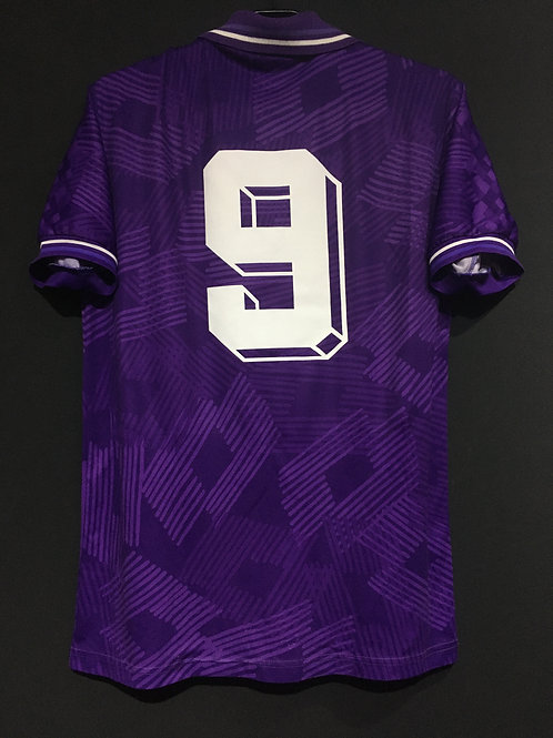 【1992/93】 / ACF Fiorentina / Home / No.9
