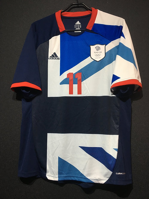 【2012】 / Team GB / Home / No.11 GIGGS / Olympic Games