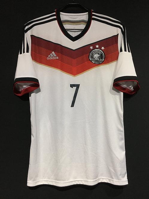 【2014】 / Germany / Home / No.7 SCHWEINSTEIGER