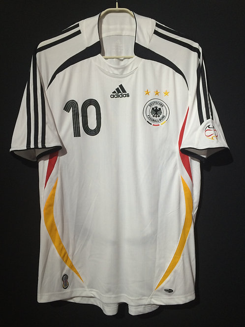【2006/07】 / Germany / Home / No.10 NEUVILLE