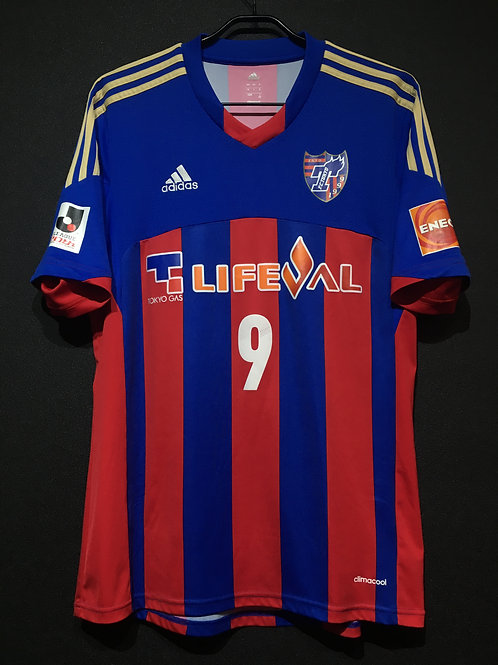 【2013】 / FC Tokyo / Home / No.9 KAZUMA