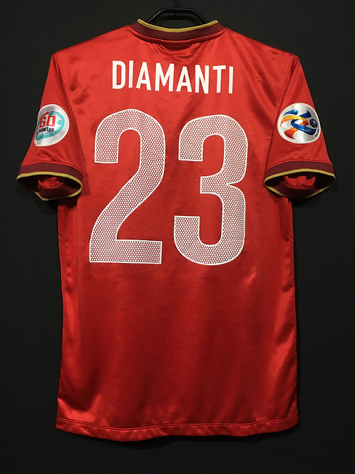 【2014】 / Guangzhou Evergrande F.C. / Home / No.23 DIAMANTI / ACL