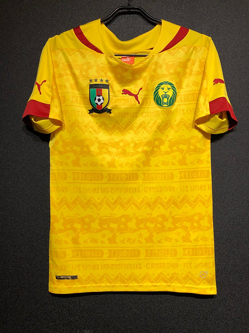 【2014/15】 / Cameroon / Away / Authentic