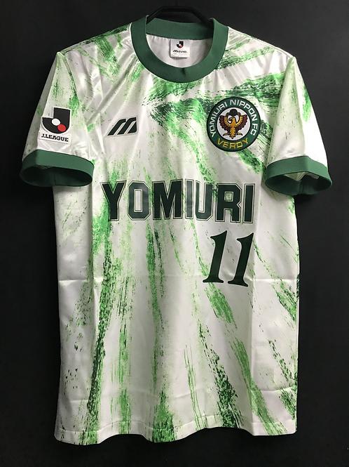 【1993/94】 / Verdy Kawasaki / Away / No.11