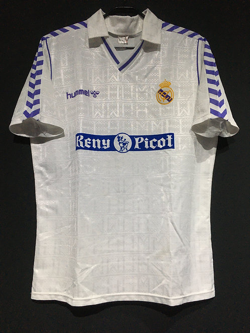 【1989/90】 / Real Madrid C.F. / Home