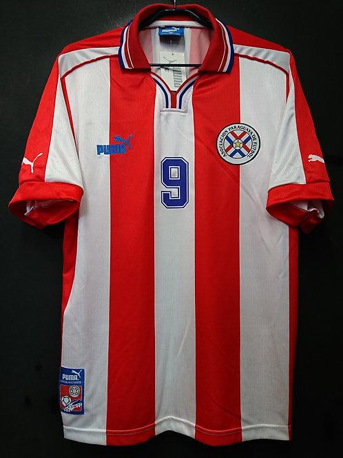 【2000/02】 / Paraguay / Home / No.9 SANTA CRUZ