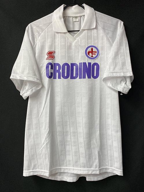 【1988/89】 / ACF Fiorentina / Away / No.10 / Reproduction