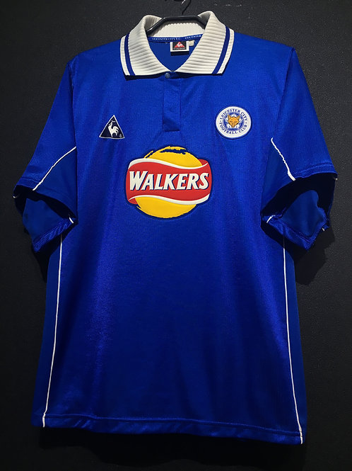 【2000/01】 / Leicester City / Home