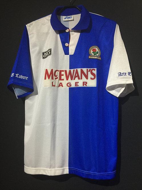 【1994/95】 / Blackburn Rovers / Home