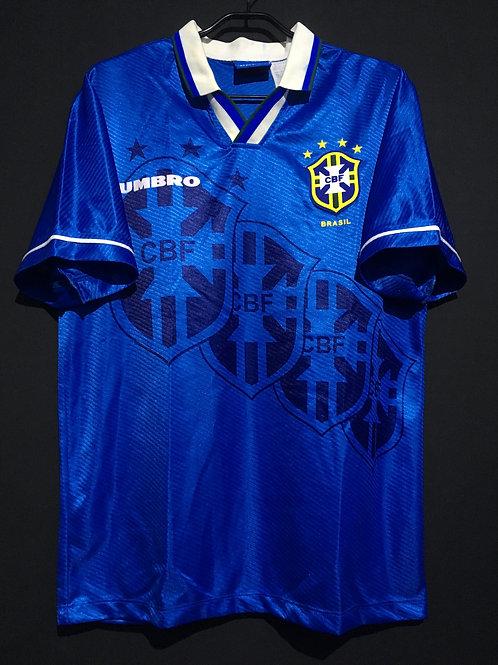 【1995/96】 / Brazil / Home / ver.1