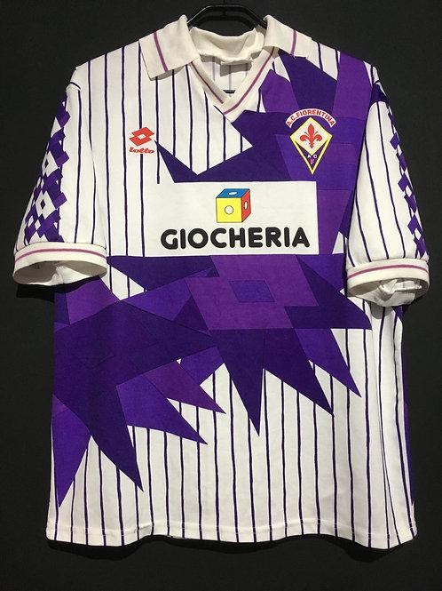 【1991/92】 / ACF Fiorentina / Away
