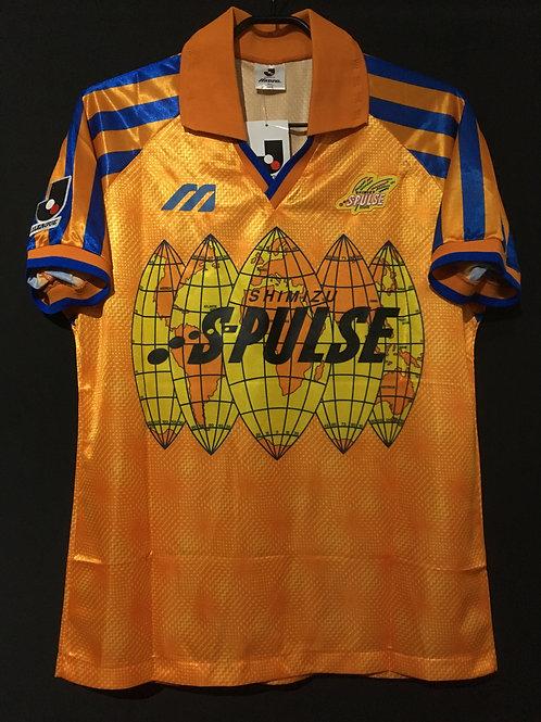 【1993/96】 / Shimizu S-Pulse / Home / No.4