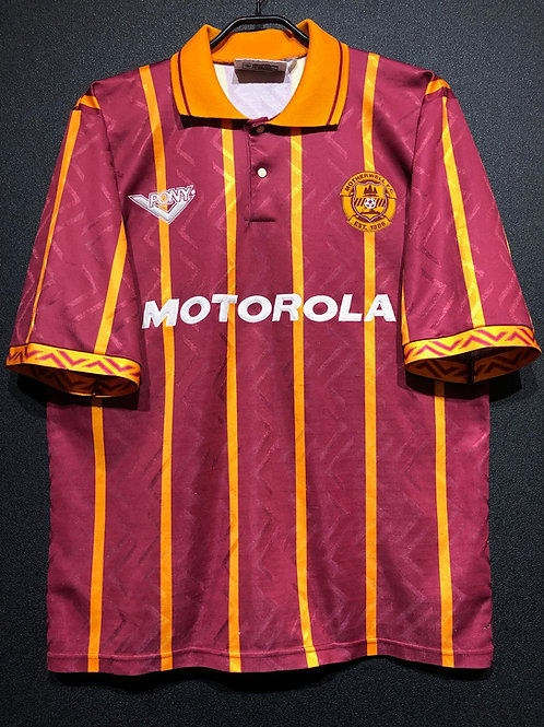 【1994/95】 / Motherwell F.C. / Away