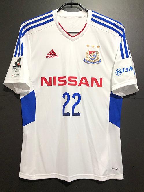 【2015】 / Yokohama F. Marinos / Cup(Away) / No.22 BOMBER