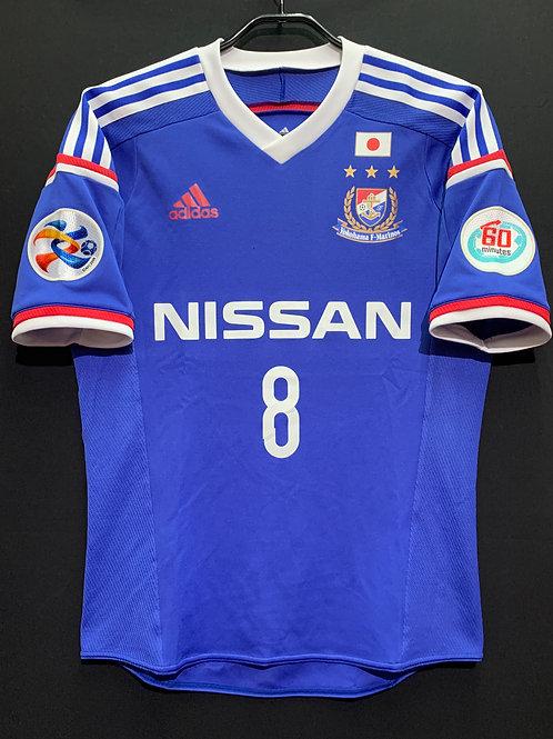 【2014】 / Yokohama F. Marinos / Cup(Home) / No.8 NAKAMACHI / ACL