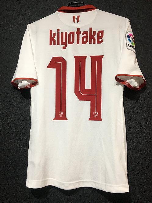 【2016/17】 / Sevilla FC / Home / No.14 KIYOTAKE
