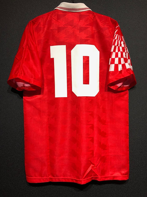 【1991/93】 / S.S.C. Napoli / 3rd / No.10