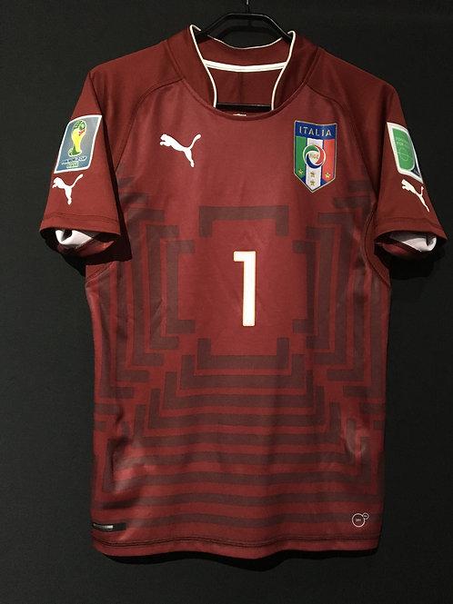 【2014】 / Italy / GK / No.1 BUFFON / FIFA World Cup