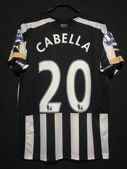 【2014/15】 / Newcastle United / Home / No.20 CABELLA