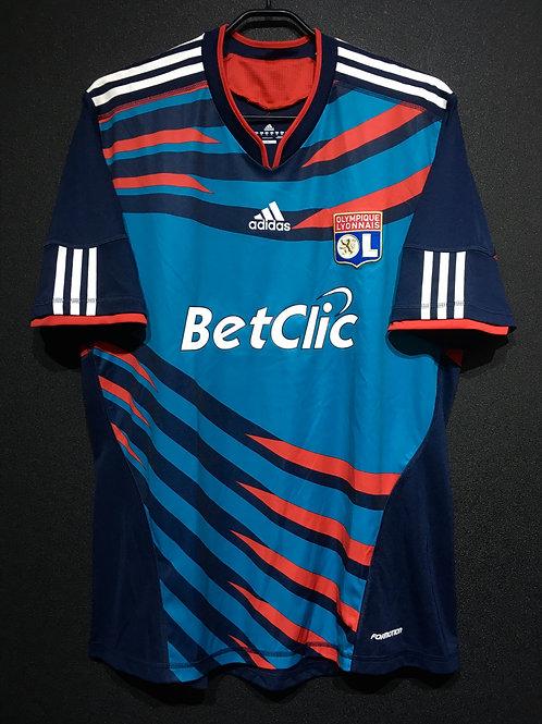 【2010/11】 / Lyon / Cup / Authentic