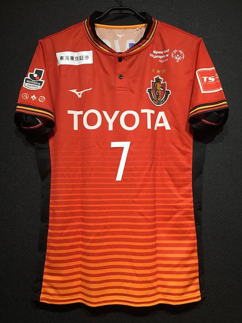 【2018】 / Nagoya Grampus / Home / No.7 JO / Authentic