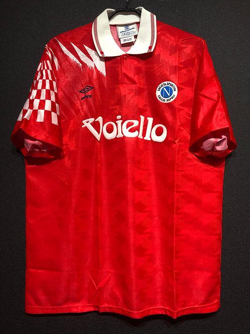 【1991/93】 / S.S.C. Napoli / 3rd