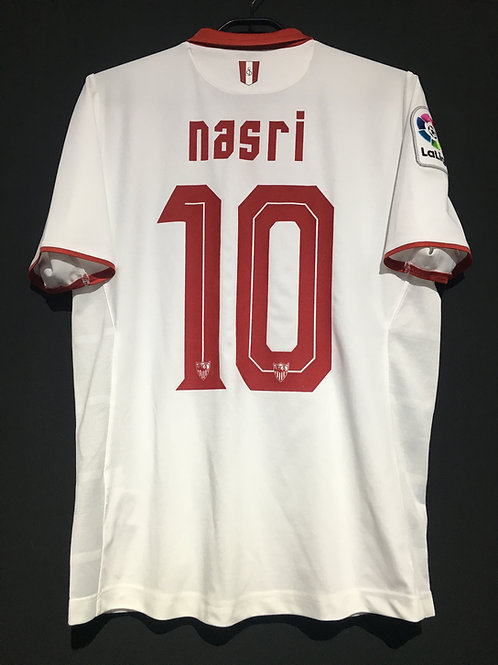 【2016/17】 / Sevilla FC / Home / No.10 NASRI