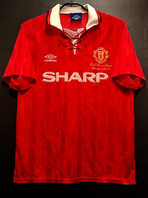 【1993/94】 / Manchester United / Home