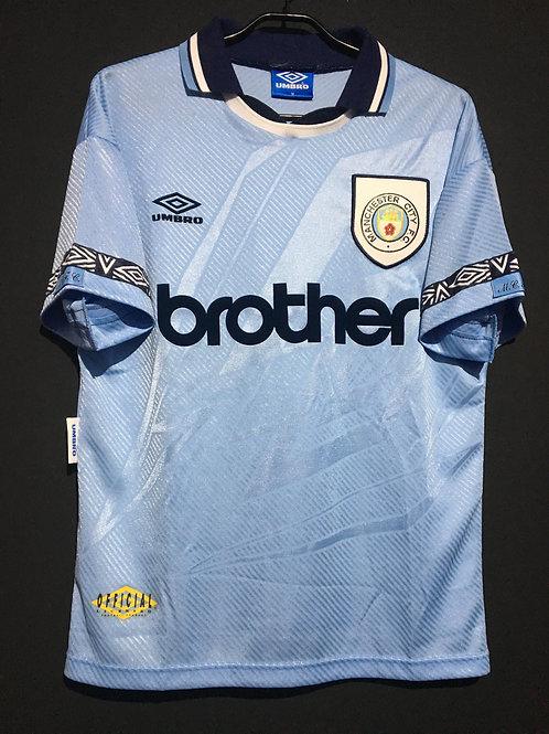 【1993/95】/ Manchester City / Home