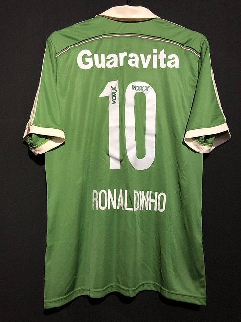 【2015/16】 / Fluminense / 3rd / No.10 RONALDINHO