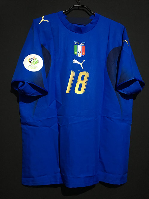 【2006】 / Italy / Home / No.18 INZAGHI / FIFA World Cup