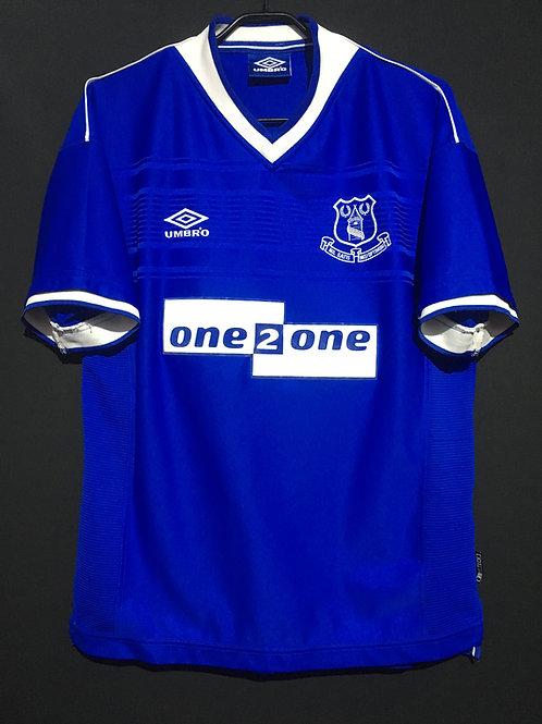 【1999/2000】 / Everton / Home