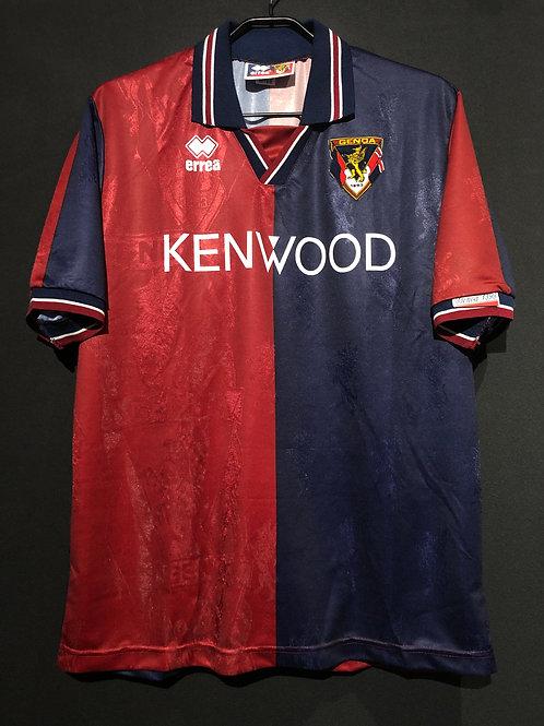 【1994/95】 / Genoa C.F.C. / Home