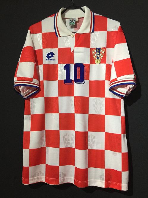 【1996/97】 / Croatia / Home / No.10 BOBAN