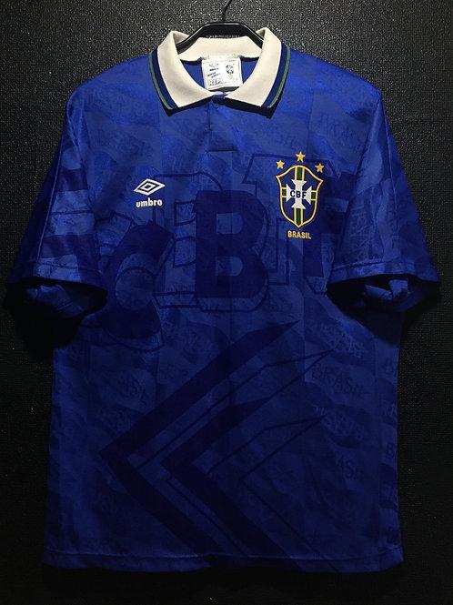 【1991/93】 / Brazil / Away