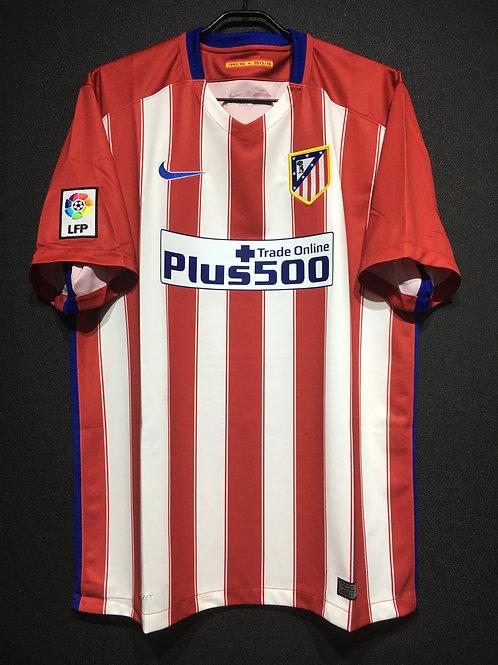 【2015/16】 / Atletico Madrid / Home