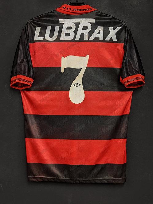 【1993】 / Clube de Regatas do Flamengo / Home / No.7
