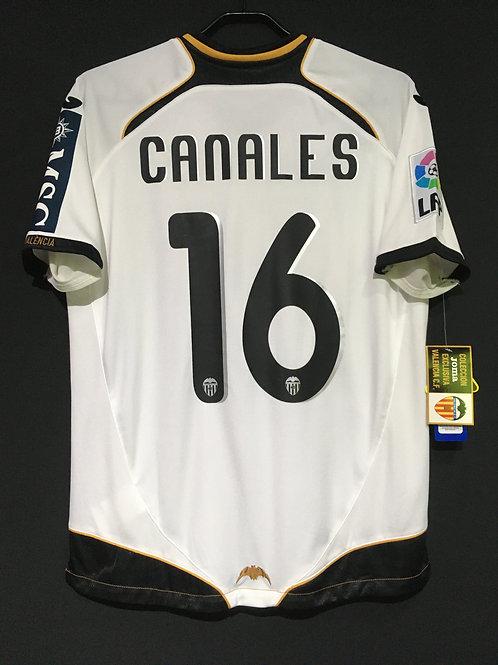 【2011/12】 / Valencia CF / Home / No.16 CANALES