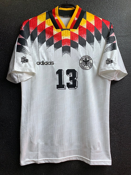 【1994/95】 / Germany / Home / No.13 VOLLER