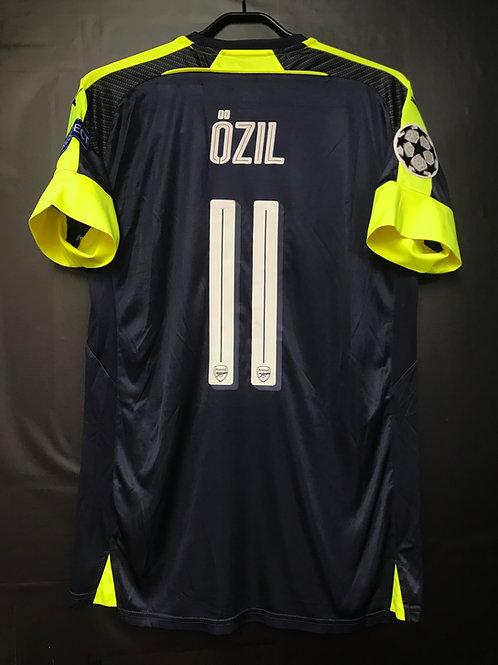 【2016/17】 / Arsenal / 3rd / No.11 OZIL / UCL