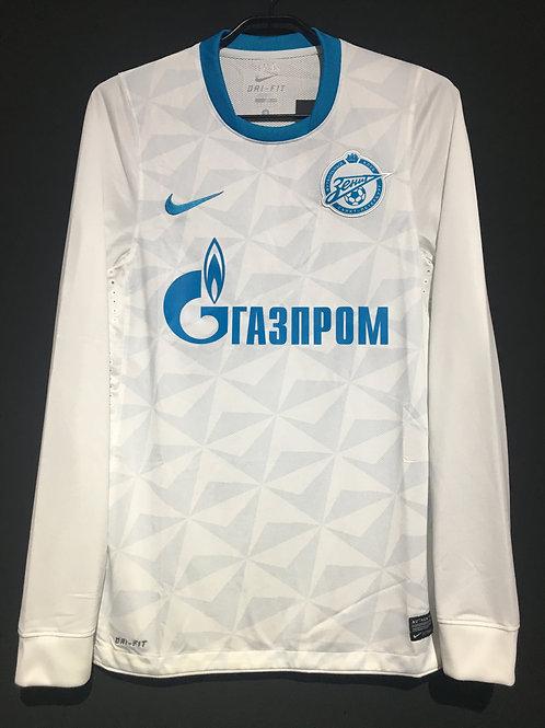 【2011/12】 / FC Zenit Saint Petersburg / Away / Player Issue