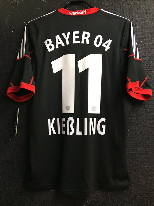 【2013/14】 / Bayer Leverkusen / Home / No.11 KIESSLING