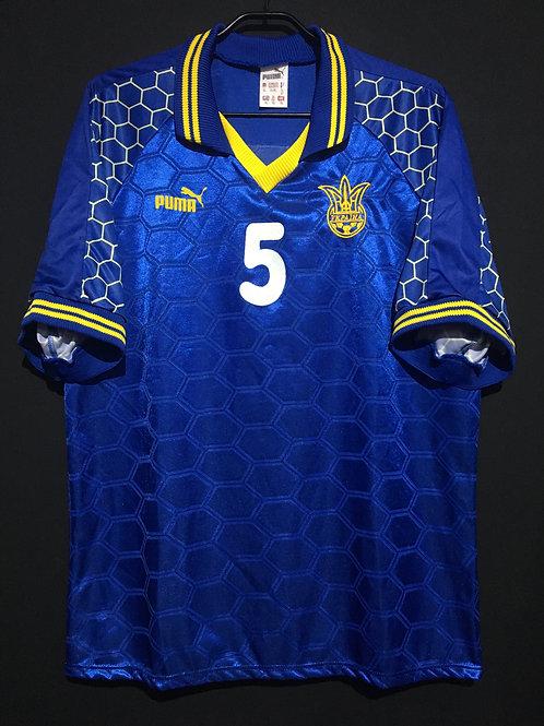 【1997】 / Ukraine / Away / No.5